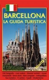 BARCELONA TOURIST GUIDE IN ITALIAN...