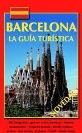 BARCELONA TOURIST GUIDE IN SPANISH...