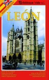 LEON MAP IN SPANISH AND ENGLISH