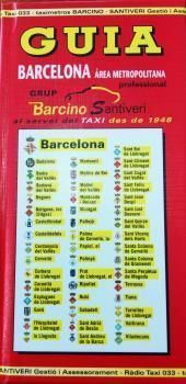 URBAN GUIDE OF BARCELONA METROPOLITAN AREA