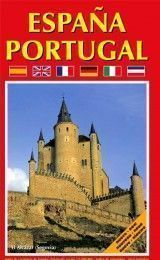 MAP OF SPAIN AND PORTUGAL – TOUR...