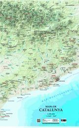 CATALONIA PHYSICAL MINI MAP – PL...